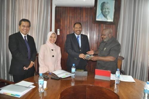 BPK RI Tingkatkan Bilateral Dengan SAI Tazania