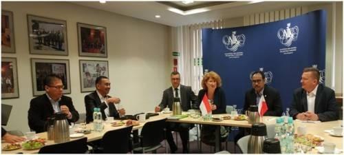 Wakil Ketua BPK Kunjungi SAI Polandia, Tingkatkan Hubungan Bilateral dan Kerjasama