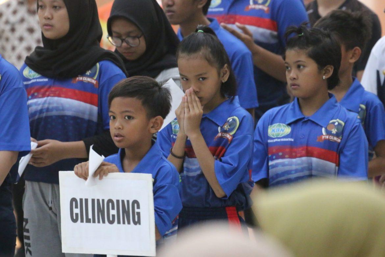 Ajang FORST Jakarta Utara Diikuti 54 Tim Tenis Meja