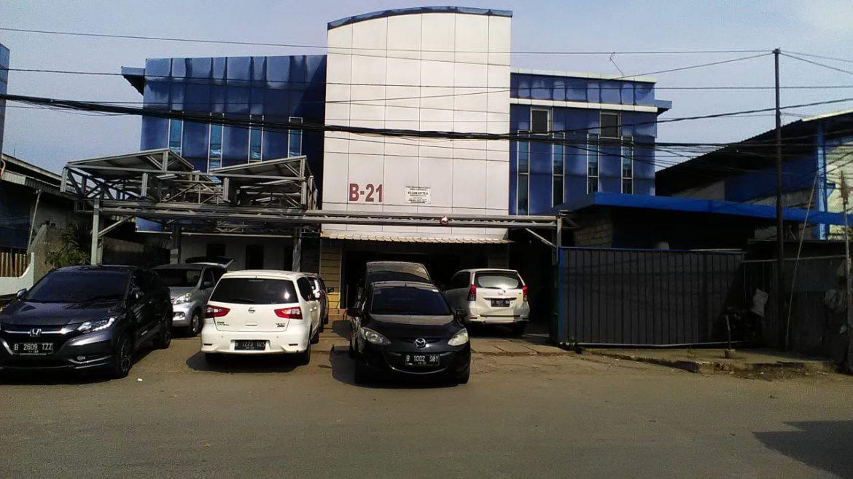 CKTRP Jakut Tutup Mata, Bangunan Gudang Tanpa IMB Berdiri Kokoh