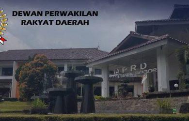Gedung DPRD Kabupaten.Bogor