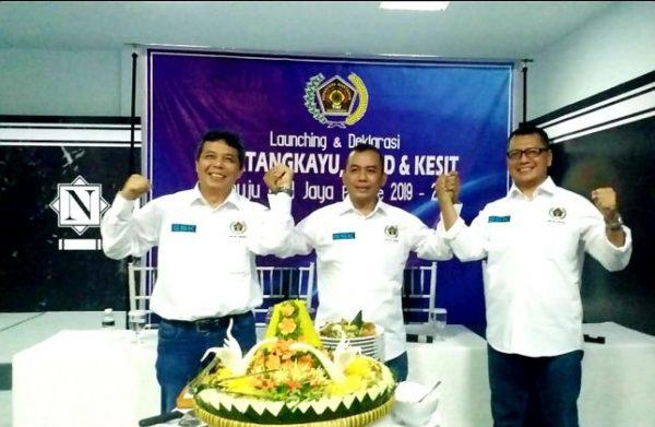 SSK, Sibatangkayu, Sayid dan Kesit maju dalam Konferprov. DKI Jakarta periode 2019 - 2024
