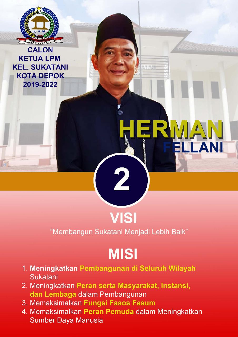 Warga Sukatani Masih Inginkan Herman Felani Jadi Ketua LPM
