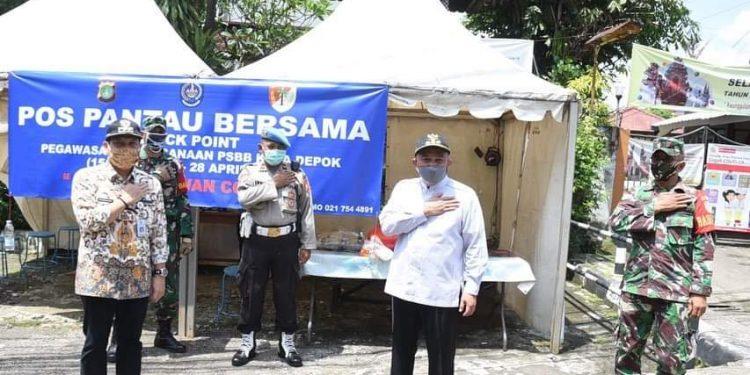 Pemkot Depok Perpanjang Masa PSBB Hingga 12 Mei 2020