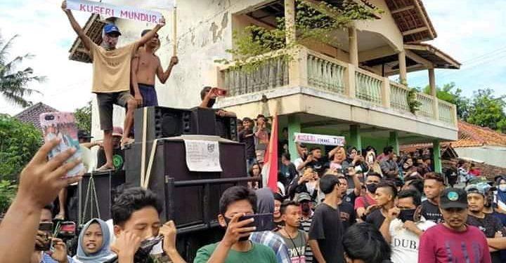 Ánggota DPRD Jawa Barat Perihatin Terkait Aksi Demo Warga Desa Tersana Ber-Jilid-Jilid Yang Bisa Menciptakan Instabilitas Politik