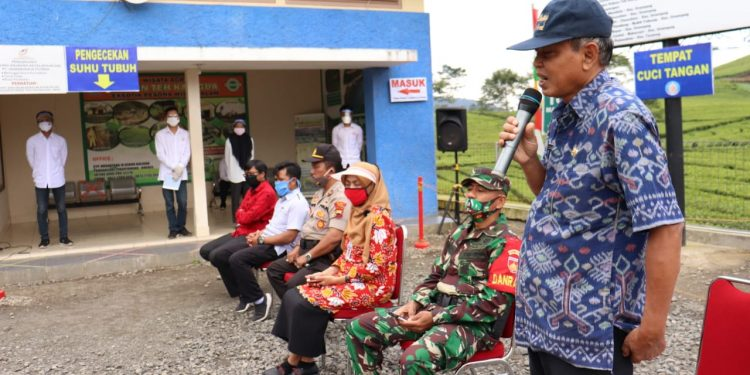 Pariwisata di Kabupaten Brebes Jalani Simulasi Pariwisata