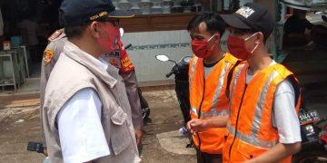 Razia Tutup Mulut di Kecamatan Tapos Berjalan Kondusif