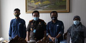 Kejaksaan Negeri Depok Terima Kunjungan Ketua KPU