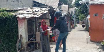 Jum'at barokah dari PWD (Paguyuban Wartawan Depok)