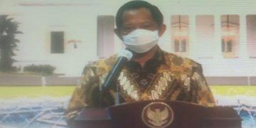 FOTO: Menteri Dalam Negeri Tito Karnavian/Heru Lianto