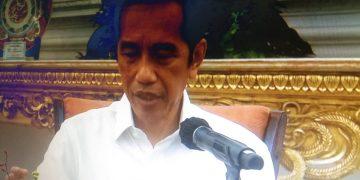 FOTO: Presiden Jokowi saat ratas tentang Laporan Komite Penanganan Covid-19 dan Pemulihan Ekonomi Nasional, via Youtube Sekretariat Presiden, Senin (23/11)/ Heru Lianto